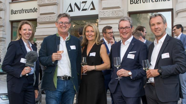 22. Friends 4 Friends bei den Buerofreunden in Wien (c) Leadersnet / D. Mikkelsen