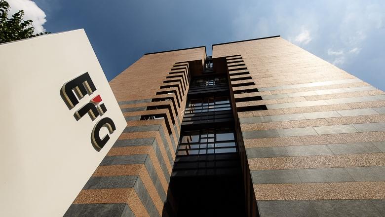 Foto des Gebäudes der EFG Bank in Lugano, Schweiz (Foto: EFG International)