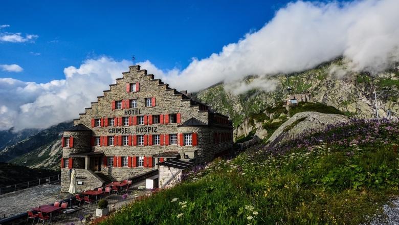 Rückgang der Logiernächte in der Schweiz aufgrund Covid-19 (Quelle: Pixabay)