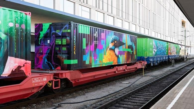 """Foto von """"Noah's Train"""""""
