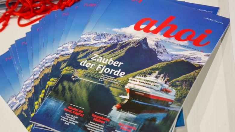 Ruefa Magazin ahoi
