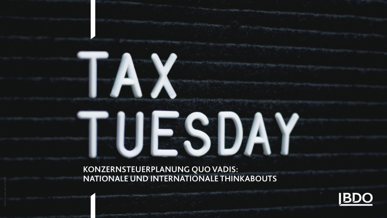 Logo Tax Tuesday