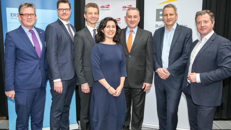 Urs Weber, Roland Hunziker, Sascha Zabransky, Florian Moosbeckhofer, Nikolaus Kawka, Arzu Tschütscher,