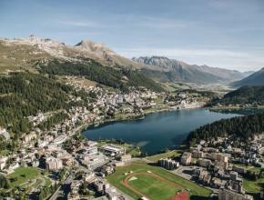 Bild des Engadin, Schweiz