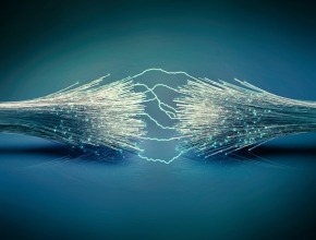 Glasfaserkabel, © iStock by Getty/Thomas Soellner