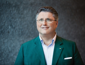 PORR-CEO Karl-Heinz Strauss (Foto: Astrid Knie)