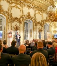 Keynote von Prof. Detlef Günther