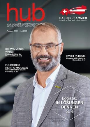 Magazin hub Cover Martin Zehner
